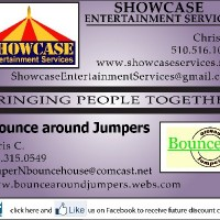 Showcase Entertainment Services - Stilt Walker in Redding, California
