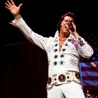 Brad Crum Tribute to Elvis - Singing Telegram in Apex, North Carolina