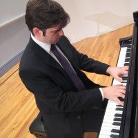 Bradley Burgess - Classical Pianist in Milford, Connecticut