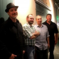 Brandon Moreau and His Cajungrass - Dixieland Band in Bakersfield, California