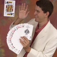 Brandon Smith - Strolling/Close-up Magician in Hollywood, Florida