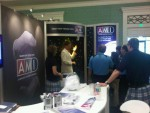 AMI booth @ AirCargo 2010 Trade Show
