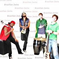 Brazilian 2wins - Party Band in Cedar Falls, Iowa