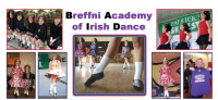 Breffni Academy of Irish Dance - Dancer in Coral Gables, Florida