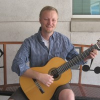 Brett Lashley - Classical Guitarist in Tucson, Arizona