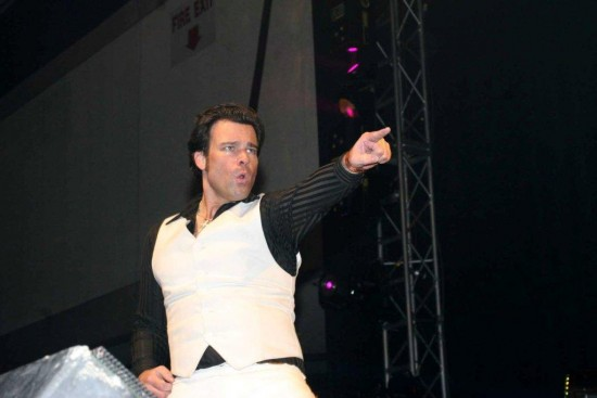 &quot;Tony Manero&quot; from SATURDAY NIGHT FEVER
