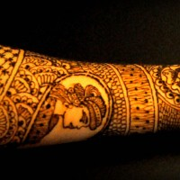 Bridal and arabic mehndi artist - Henna Tattoo Artist in Easton, Pennsylvania