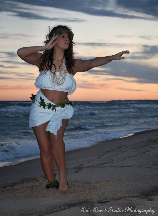 Polynesian Photo Shoot