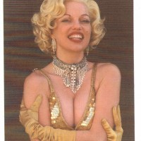 Bronni Bakke - Marilyn Monroe Impersonator in Delano, California