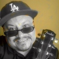 Brother Ronnie P - Singing Guitarist in Fresno, California