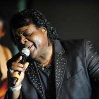 Buck Taylor & Taylor Made as James Brown - Soul Singer in Providence, Rhode Island