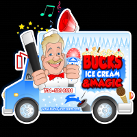 Bucks Magic and Ice Cream - Children's Party Magician in Asheville, North Carolina