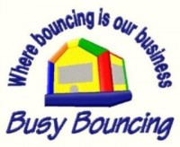 Busy Bouncing - Inflatable Movie Screen Rentals in Columbus, Ohio