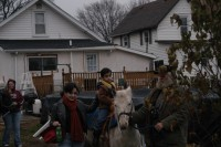 Butch's Ponies Ride - Pony Party in Crawfordsville, Indiana