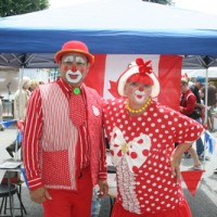 Butterscotch The Clown - Face Painter / Temporary Tattoo Artist in Barrie, Ontario