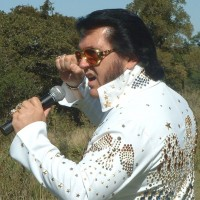 HOT Elvis Legend - Rock and Roll Singer in Midland, Texas
