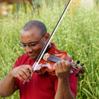 C. Gerome Stewart - String Trio in Kalamazoo, Michigan
