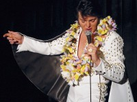 Caesare Belvano: Eternally Elvis In Concert