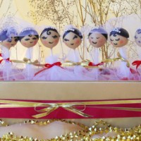 Cake Pop Dolls - Cake Decorator / Caterer in Warren, Michigan