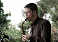 Caleb Curtis - Swing Band in Lackawaxen, Pennsylvania