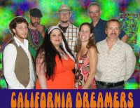 California Dreamers - 1960s Era Entertainment in Springfield, Massachusetts