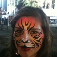 California Face & Body Art - Face Painter / Temporary Tattoo Artist in Fresno, California