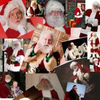 California Real Beard Santa - Santa Claus in Garden Grove, California