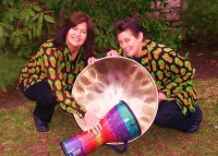 Calypso Bluz tropical steel drum island duo