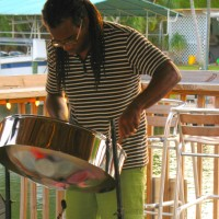 Calypso Magic! - Steel Drum Player in Fort Myers, Florida