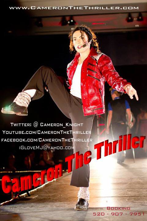 Cameron The Thriller