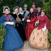 Canterbury Carollers - Christmas Carolers in Zion, Illinois