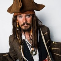 Cap'n Jack Sparowe - Actor in Aurora, Colorado