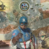 Captain America - Super Hero Party in Grand Junction, Colorado