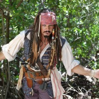 Captain Jack Events - Costumed Character in Florida Keys, Florida