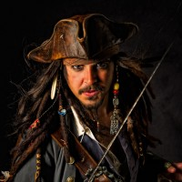 Captain Jack in CO - Johnny Depp Impersonator in Colorado Springs, Colorado