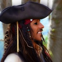 Captain Jack / O C Party Pirate - Impersonators in Anaheim, California