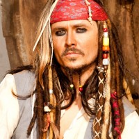 Captain Jack Sparrow Parties - Johnny Depp Impersonator in Dodge City, Kansas