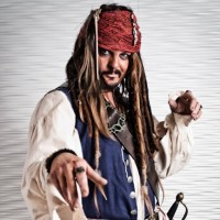 Captain Sparrow Events - Wedding Officiant in Raleigh, North Carolina