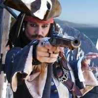 Capt'n Jack Spareribs, the Pirate 4 Hire - Strolling/Close-up Magician in Antioch, California