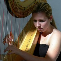 Cara Fleck, harpist - Solo Musicians in Laurel, Maryland