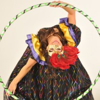 Cara Zara - Hoop Dancer in ,