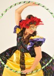Cara Zara Hoop Dance Entertainer & Teacher