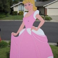 Cards By The Yard - Princess Party in Vacaville, California