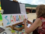 Asian Name Painting