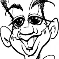 Caricatures by Frank
