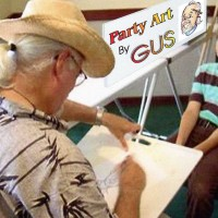 Caricatures by Gus - Caricaturist in Hallandale, Florida