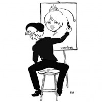Caricatures by Jennifer West - Storyteller in Goleta, California