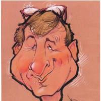 Caricatures by John Munson - Caricaturist in Mesa, Arizona