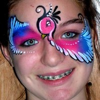 Carissa Christian Face Painting - Airbrush Artist in Louisville, Kentucky