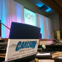 Carlson Sound and Light - Sound Technician in Klamath Falls, Oregon